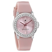Fastrack Women Analog Watch - 9827PP13J (Pink)