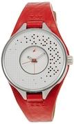 Fastrack Women Analog Watch - NE6058SL02 (White)