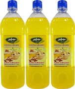 Thanjai Natural Wooden Cold Pressed Groundnut Oil (3LTR, Pack of 3)
