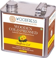 WOODFRESS Wooden Cold Pressed Sunflower Oil (2.5LTR)