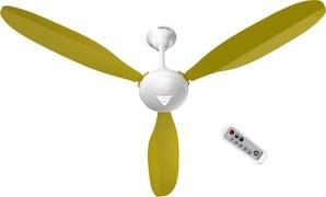 Superfan X1 Ceiling Fan (Yellow)