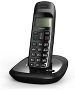 Beetel X64 Cordless Landline Phone (Black)