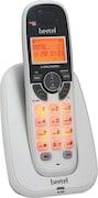 Beetel X70 Cordless Landline Phone (White)