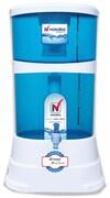 Nasaka Xtra Pure 18L Gravity Based Water Purifier (Blue & White)