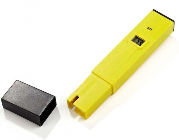 Mcp Yellow Ph Meter Thermometer (Yellow)