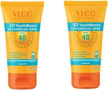 VLCC Youth Boost Sun Screen SPF 40 (Pack of 2)