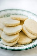 Neotea Yummy and Nutritious Handmade Rich Butter Cookies (150GM)