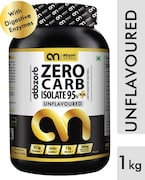 Abbzorb Nutrition Zero Carb Isolate 95% Plus (1KG)