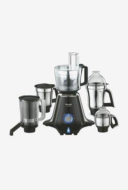 Preethi Zodiac 750W Juicer Mixer Grinder (Black, 5 Jar)