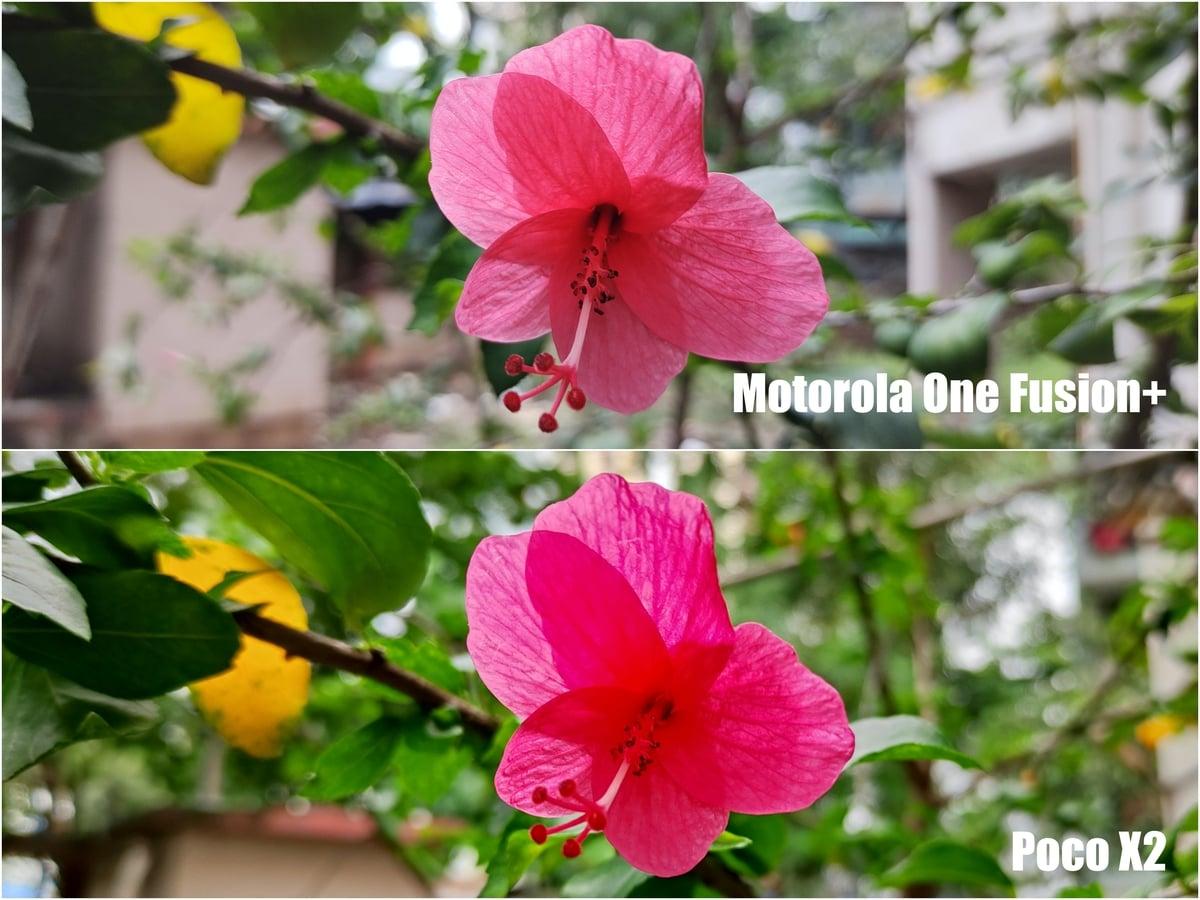 Motorola One Fusion+ vs Poco X2 Comparison: Can Motorola Win? 5