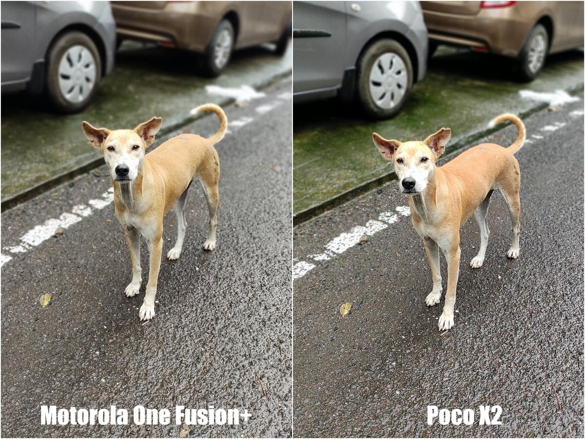 Motorola One Fusion+ vs Poco X2 Comparison: Can Motorola Win? 6