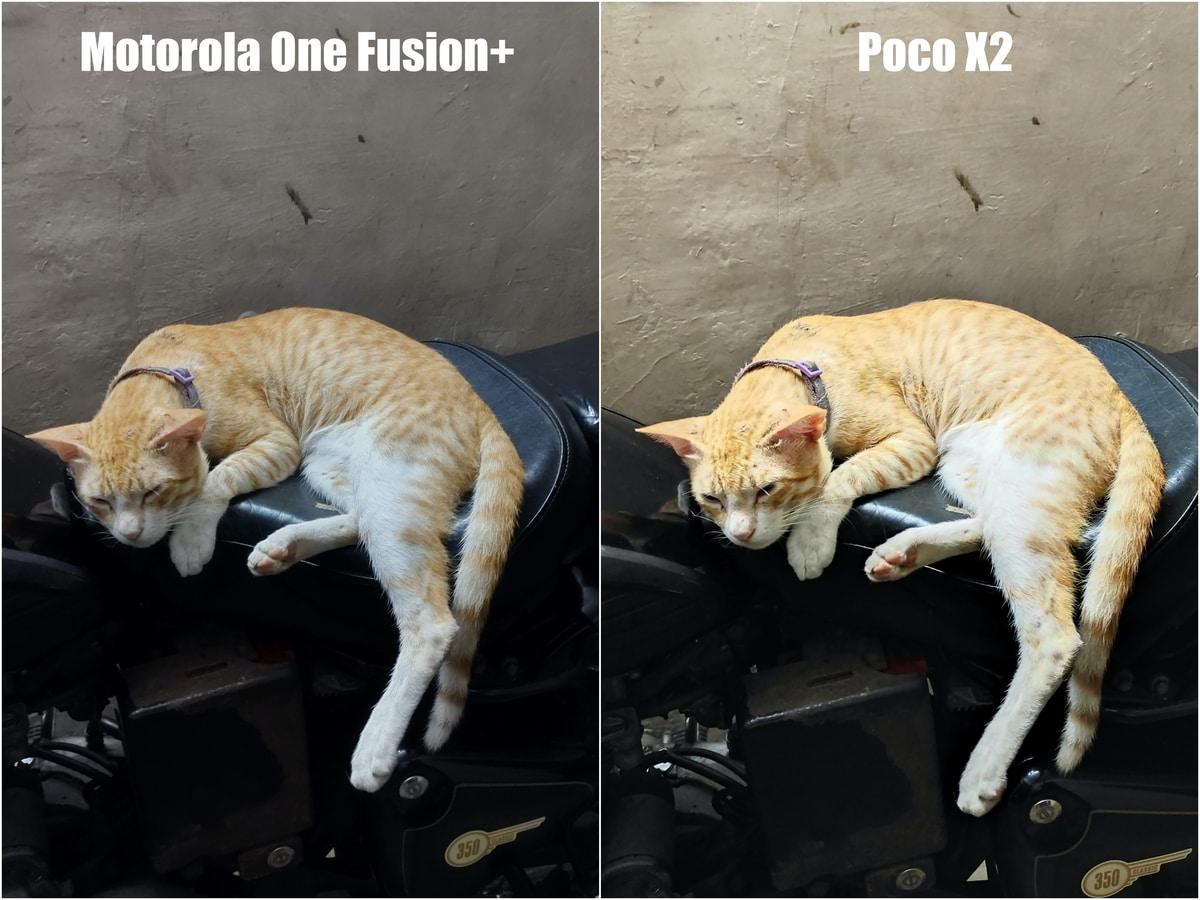 Motorola One Fusion+ vs Poco X2 Comparison: Can Motorola Win? 10