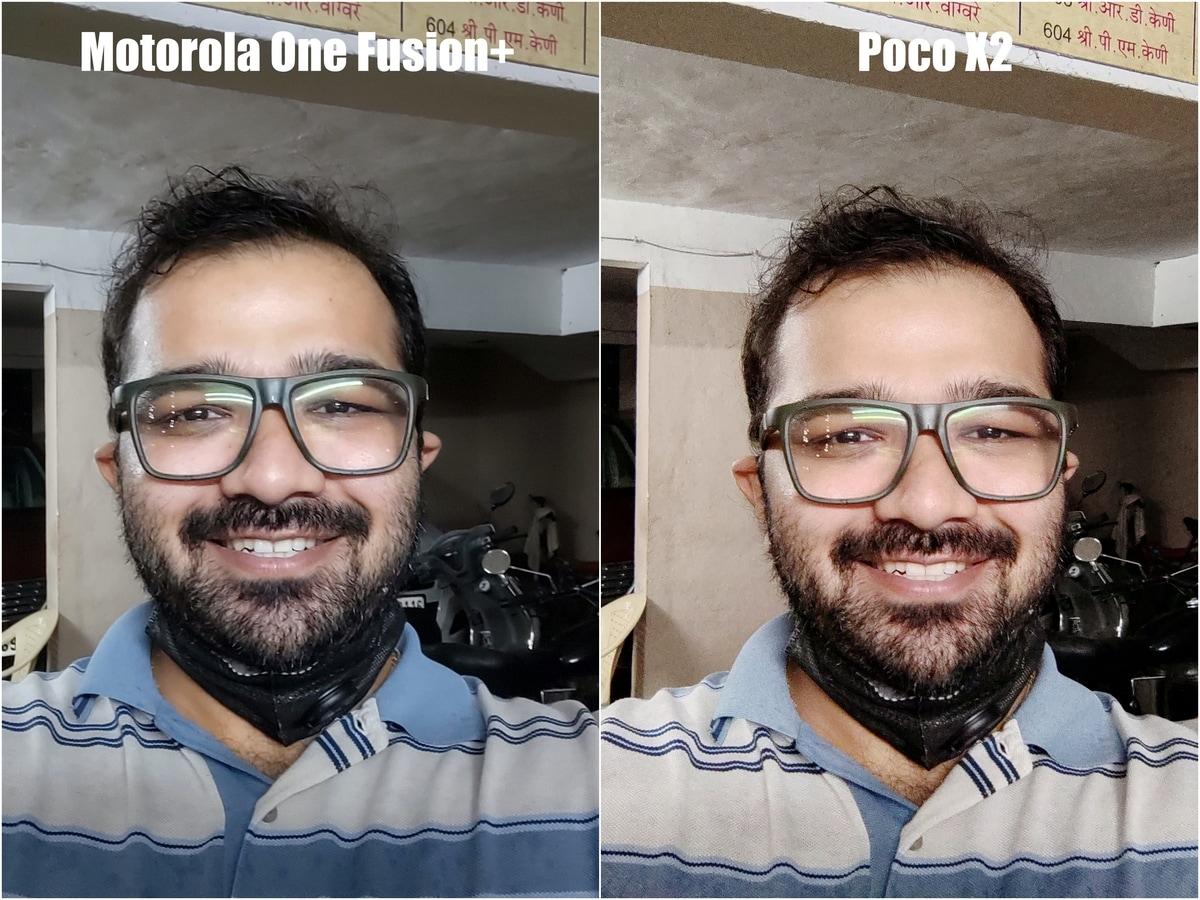 Motorola One Fusion+ vs Poco X2 Comparison: Can Motorola Win? 12