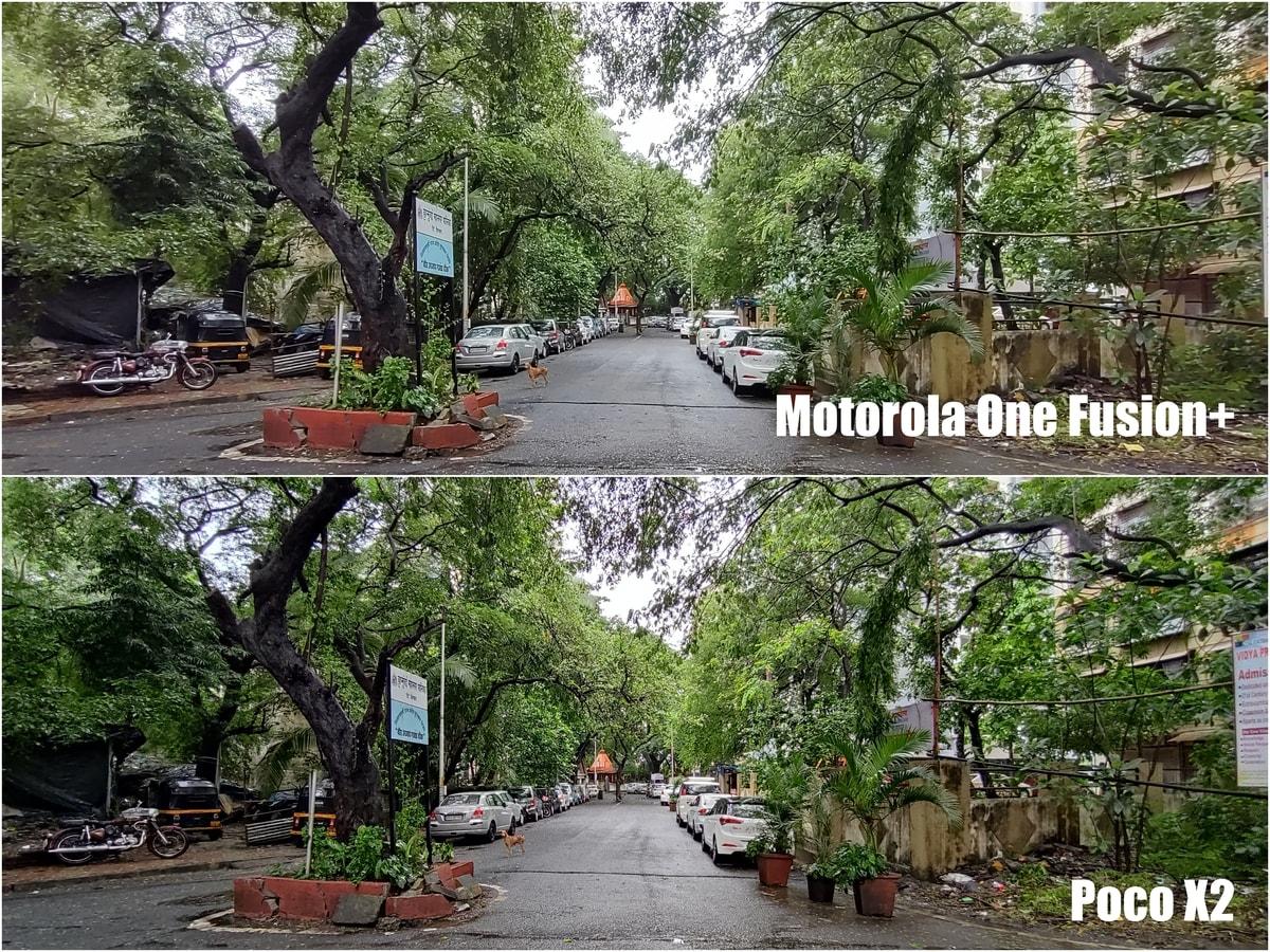Motorola One Fusion+ vs Poco X2 Comparison: Can Motorola Win? 4