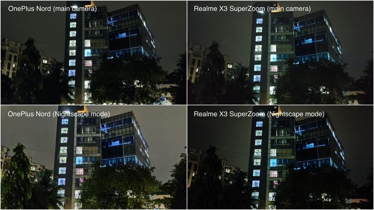 oneplus nord vs realme x3 superzoom night 1595935050679