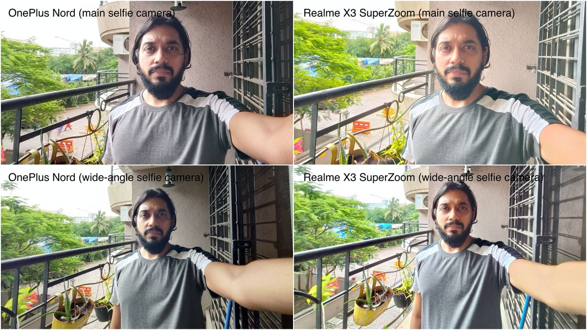 oneplus nord vs realme x3 superzoom selfies 1595936221216