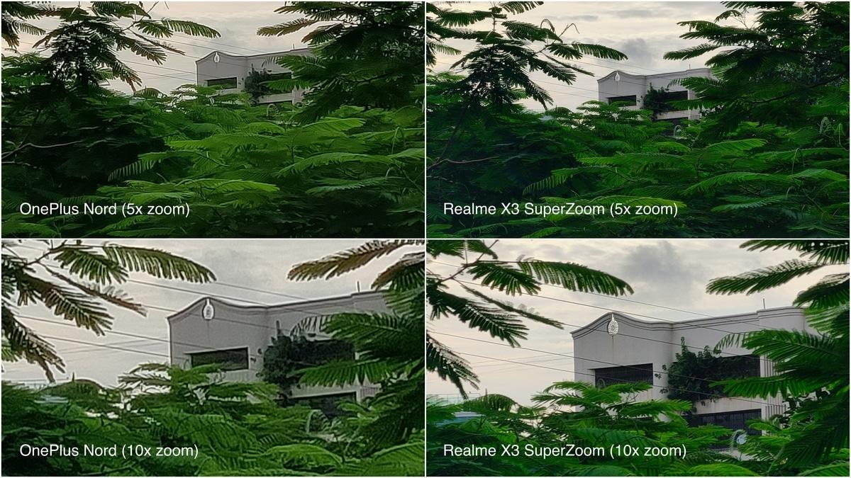 oneplus nord vs realme x3 superzoom zoom 1595936155648